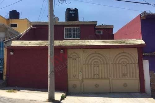 Casa En Renta Izcalli Ecatepec, Ecatepec De Morelos