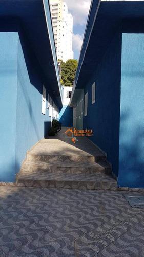 Casa Com 2 Dormitórios À Venda, 50 M² Por R$ 230.000,00 - Vila Rosália - Guarulhos/sp - Ca0470