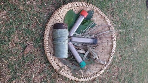 7 Tubo De 30g De Rapé Indígena + Brinde A Pronta Entrega