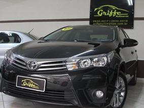 Toyota Corolla 2.0 Xei Multi-drive S (flex) Flex Automático