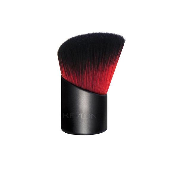 Brochas Maquillaje Kabuki Rostro Aplicador Polvo Revlon