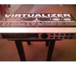 Processador De Efeitos Virtualizer Dsp Behringer 1000