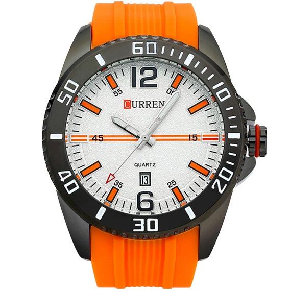 Relógio Curren Masculino Barato Garantia Nota 2289