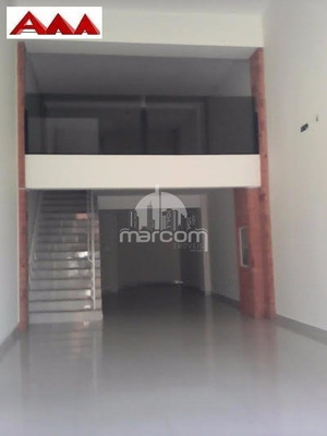 Sala Comercial Para Locação Com Aproximadamente 95m² De Área Útil No Bairro Vila Real De Balneário Camboriú/sc - Mscl-005