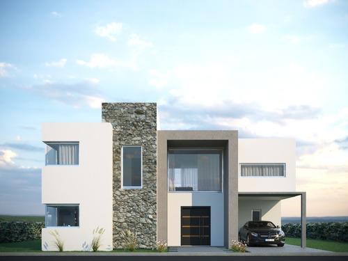 Casa A Construir Llave En Mano