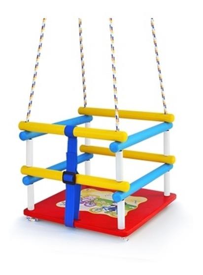 Balanco Infantil Para Bebe Com Grade De Proteção Junges Top