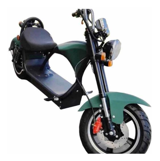 Moto Elétrica Chopper M1