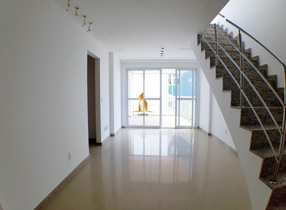 Cobertura Duplex Alto Padrão Na Praia De Itapuã Vila Velha - 16342