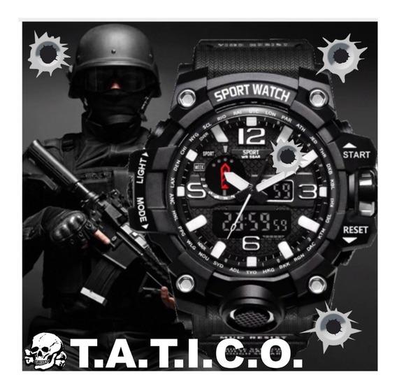 Relógio T.a.t.i.c.o. - Militar - Força Especial