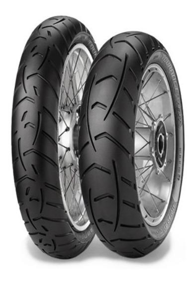 Par Metzeler 90/90-21 + 150/70-17 Tourance Next F800 Gs Moto