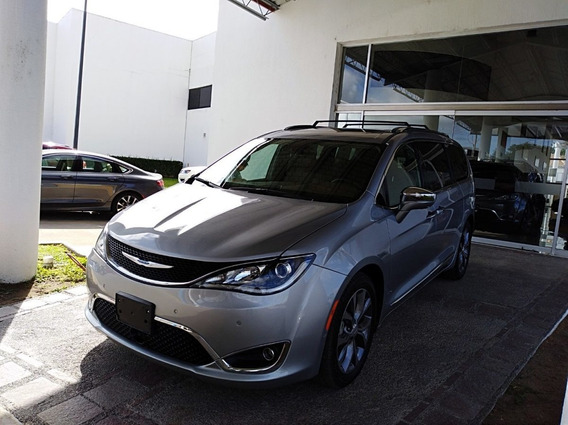 Chrysler Pacifica 2018 V6 Limited Piel At