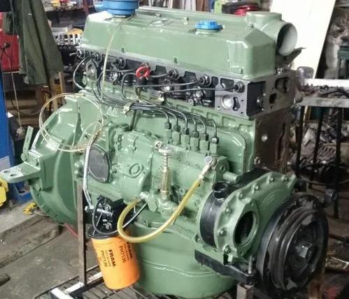 Motor Mercedes Benz 1114.1518.1620 . 710 Con 04 / Recambio