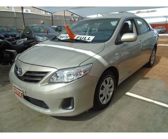 Toyota Corolla Xli 1.8 2013
