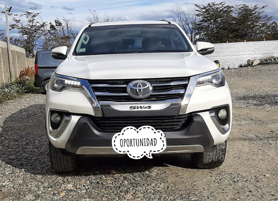 Toyota Sw4 Srx 7 Asientos At 2016