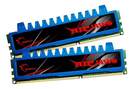 Memoria Ripjaws Ddr3 4gb F3-12800cl7d-4gbrm 1600 2x2gb
