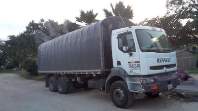 Dobletroque /camion Rigido De 3 Ejes Kerax 320