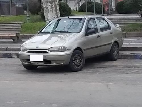 Auto Fiat Siena 1.7 Td Excelente Estado Al Día Barato