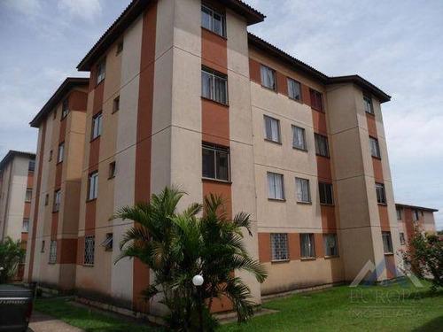 Apartamento Com 2 Dormitórios  Residencial Guilherme Viscardi À Venda, 50 M² Por R$ 125.000 - Nova Olinda - Londrina/pr - Ap0360