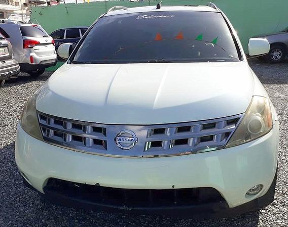 Nissan Murano 4wd Blanco 04