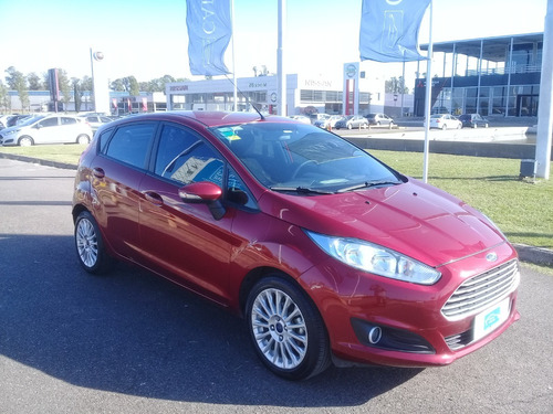 Ford Fiesta - 1.6 Se 5pts Kinetic Design 2016 Car One Jf