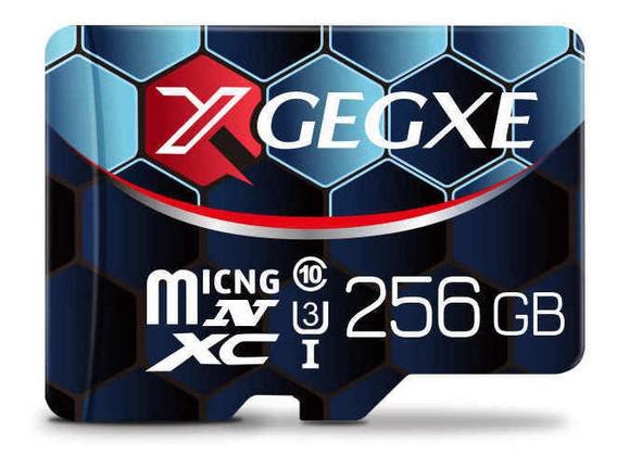 Cartão De Memória Microsd 256gb Classe 10