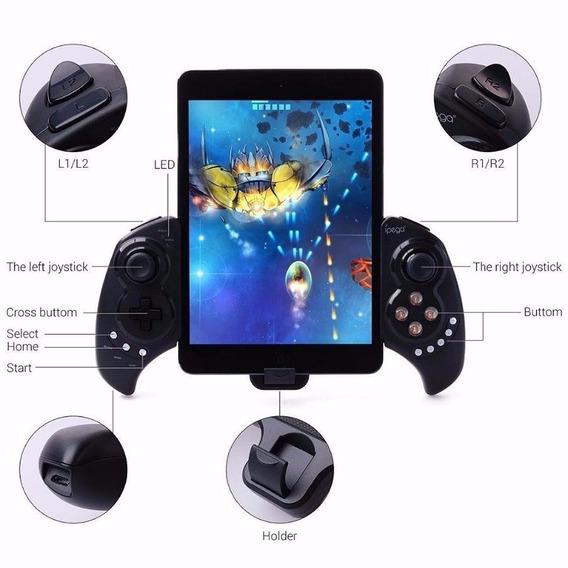 Controle iPad Mini Air 1 2 iPad 1 2 3 4 Joystick Retire Rio