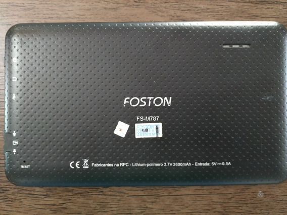 Tablet Foston Fs-m787