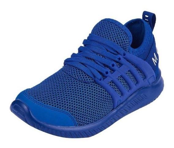 Tenis Unisex Azul, Amarillo, Rosa Y Negro Terra 017638