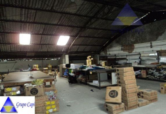 Galpão Comercial Para Venda E Locação, Bairro Inválido, Cidade Inexistente - Ga0001. - Ga0001
