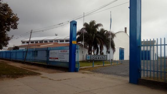 Depósito Galpon, Santo Tome, Santa Fe. De 12 Mts De Altura.