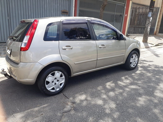 Ford Fiesta Hatch 1.6 Flex 2010 Completo