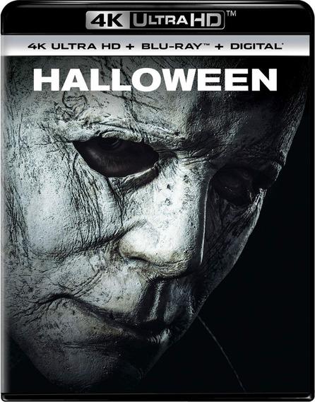 Halloween 2018 Pelicula 4k Ultra Hd + Blu-ray
