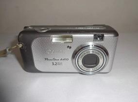 Câmera Digital Canon Powershot A410