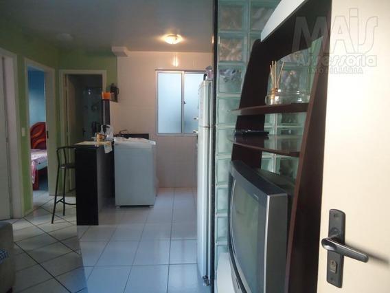 Apartamento Para Venda Em Novo Hamburgo, Canudos, 2 Dormitórios, 1 Banheiro - Lva045_2-854812