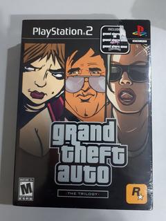 Trilogía Gta Para Playstation 2
