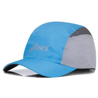 Boné Asics Performance Cap 2 Azul E Cinza