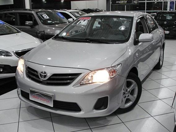 Toyota Corolla 2.0 Gli Aut. 2014 Completo + Couro