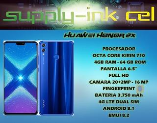 Huawei Honor 8x, Doble Sim (((liberado)))