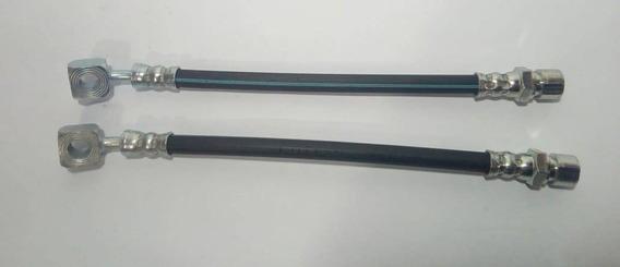 Flexível Pinça Traseira Troller Ano 2002 Até 2014 Kit 2 Pe