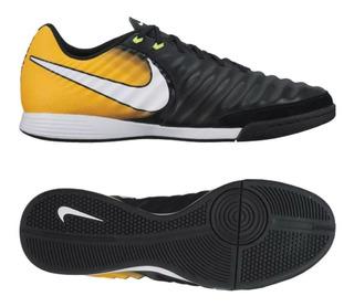 Tênis Futsal Nike Tiempo Legend 7 Academy Ic Couro Conforto