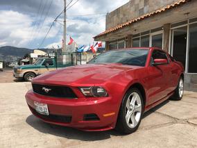 Ford Mustang Lujo V6 Mt 2010 Autos Y Camionetas