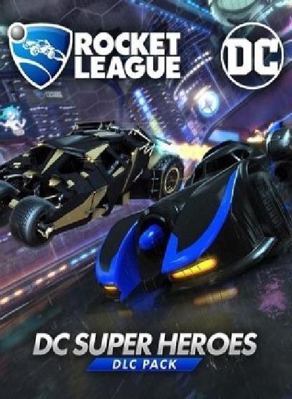 Rocket League Dc Super Heroes Pc