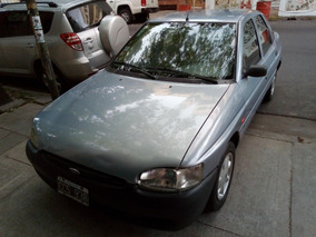 Ford Escort 1998 Lx Aa Dh Gnc Vtv Impecable