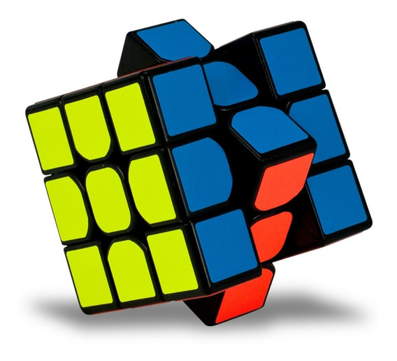 Cubo De Rubik Original 3x3x3 Speed Mf3rs