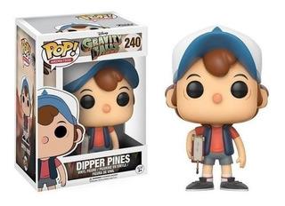 Funko Pop! Gravity Falls - Dipper Pines 240 Imitación