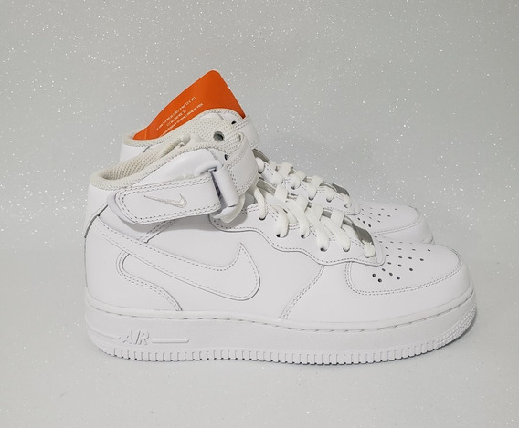 Nike Airforce 1 Mid 07 Leather Tenis Feminino Original
