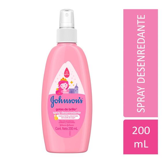 Spray Gotas De Brillo Johnson