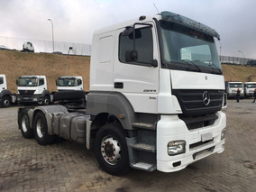 Mercedes Mb 2644 6x4 2012 Axor Scania/volvo/vw/ford/iveco