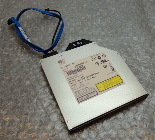 Imagem 1 de 1 de Kvxm6 Cd/dvd-rom Drive Dell Com Kit Cabos Dv-28s