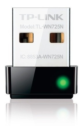 Adaptador Wifi Tp Link Usb Nano Inalámbrico N 150mbps Loi